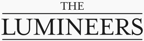Logo grupy Lumineers